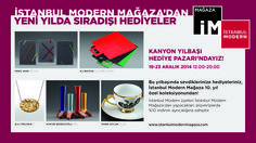 İstanbul Modern Mağaza'dan Yeni Yılda Sıradışı Hediyeler