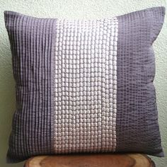 Violet Twilight  Throw Pillow Covers  20x20 by TheHomeCentric