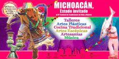Tradiciones michoacanas plasmadas en lienzos se harán presentes en el 9° #FestivalVidaYMuerte