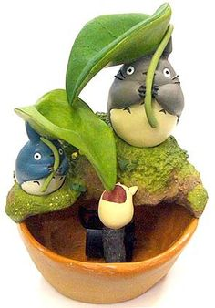 F s New Totoro Water Sound Ornament Studio Ghibli from Japan | eBay