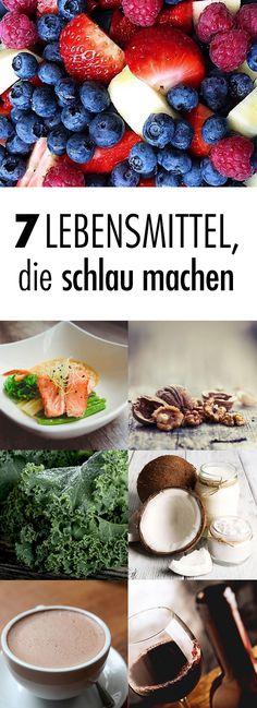 Futtert euch schlau! Diese sieben Lebensmittel sind echte Brain-Booster!