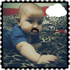 Dominic de #bigode