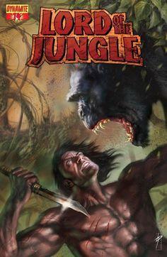 Lord of the Jungle #14 #LordOfTheJungle #Dynamite