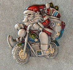 $12.95~~Now, this is how Santa should arrive!!