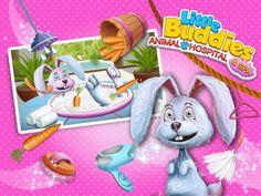 Little Buddies Hospital 2 TutoTOONS Educational Android İos Free Game GA...