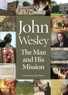 JOHN WESLEY - The Man and His Mission DVD