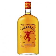 Fireball Whisky forged sometime in the mid 80s. Description from luxuryspirits.es. I searched for this on bing.com/images