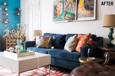 Cecily Strong's Amazing NYC Apartment Transformation | @west elm