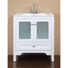 Glacier Bay 36 Inch White Hampton Vanity Hwh36d C Home Depot Canada 1000660610 299 Inspiration Bathroom Pinterest Vanities Bats And