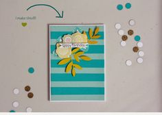 Handmade Little Things: PTI March Blog Hop Challenge