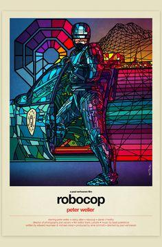 Des1gn ON - Blog de Design e Inspiração. - http://www.des1gnon.com/2013/12/filmes-classicos-no-estilo-vitral/