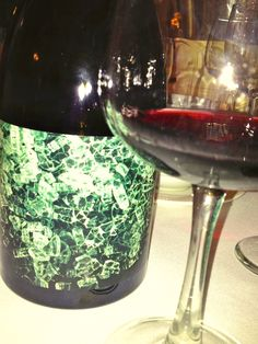 Shatter, new Grenache by Joel Gott from Maury, France