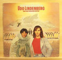 UDO LINDENBERG Dröhnland Symphonie - Vinyl LP Bis and Ende der Welt Lady Whisky