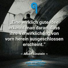 11 kluge Sprüche von Albert Einstein