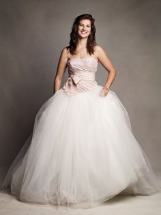 Squee! We're Giving Away Vera Wang Wedding Dresses! And We Want YOU to Have One!: Save the Date