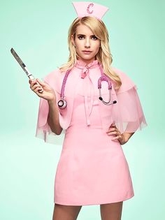 Scream Queens: Lea Michele, John Stamos, more featured in new promo pics…