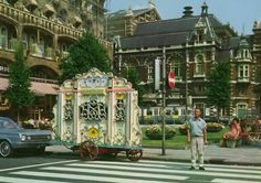 Leidseplein, jaren 60