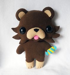 Pedo Bear!...(I'm from the internet)