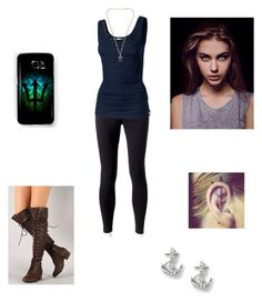 """""""capture the flag"""" by alyssa-lynch-07 ❤ liked on Polyvore featuring Jockey, Fat Face, Zolotas and FOSSIL"""