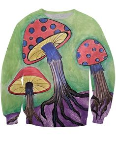 Check out my new product https://www.rageon.com/products/mushroom-sweatshirt-3 on RageOn!