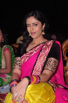 Sri Mukhi #Tollywood #Kollywood #Style #Fashion #Beauty