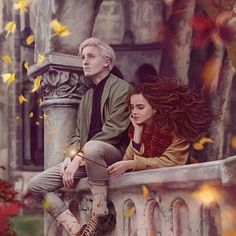 Long time Harry potter couple that I've ever shipped. DRAMIONE Draco x Hermion rocks. Harry Potter Fan Art, Harry Potter Anime, Images Harry Potter, Fans D'harry Potter, Mundo Harry Potter, Harry Potter Ships, Harry Potter Drawings, Harry Potter Quotes, Harry Potter Universal