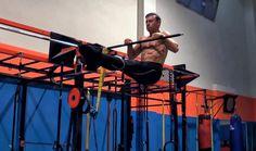 CALISTENIA TRAINNG  Muscle Up False Grip  (Francisco Pimentel)