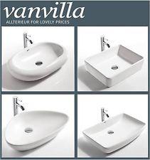 Design Keramik Aufsatzwaschbecken Waschbecken Waschtisch Waschschale