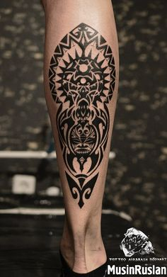 Leg Tattoo Men, Leg Tattoos, Arm Band Tattoo, Tribal Tattoos, Sleeve Tattoos, Maori Tattoos, Tattos, Polynesian Leg Tattoo, Samoan Tattoo
