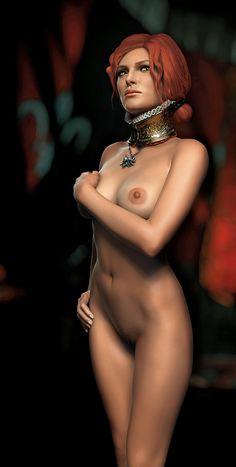 Triss's Playboy Shoot