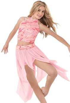 """""""Your Song"""" dance costume from Weissman™"""