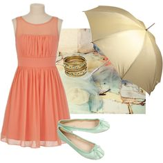 Rainy summer, created by shaneliza. Aug. 1 goal outfit?