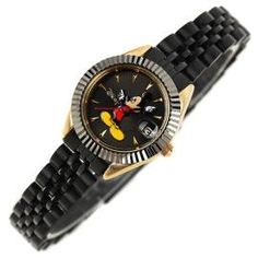 [본사정품]Disny 월트 디즈니 OW-019DB 학생/여성/커플/캐릭터/미키마우스/컬러 패션 손목시계