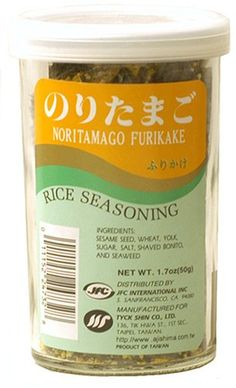 JFC Noritamago Furikake Rice Seasoning 17Ounce Jars Pack of 4 -- Find out more about the great product at the image link.Note:It is affiliate link to Amazon.