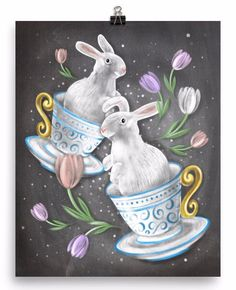 Find creative inspiration for your own Easter Chalkboard DIY, or get a printable! Holidays are always fun for decorating, make this Easter special. Chalk It Up, Chalk Art, Easter Drawings, Easter Paintings, Fabric Softener Sheets, Easter Specials, Chalkboard Art, Chalkboard Designs, Blackboard Wall