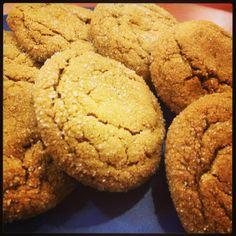 Molasses Cookies #holidays #molasses #cookies