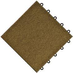 Dricore Subfloor Membrane Panel 7 8 In X 2 Ft X 2 Ft