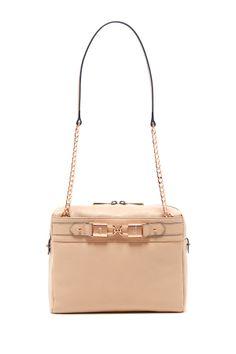Juicy Couture Marais Long Shoulder Bag by hautelook.hardpin.com / bolso bandolera coqueto en color salmón