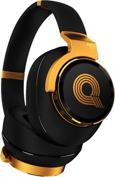 e4a0831e9a6 New technology is a game changer for headphone industry. AKG N90Q, the  world's first