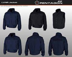 Pentagon LVNR Mens Jacket Midnight Blue