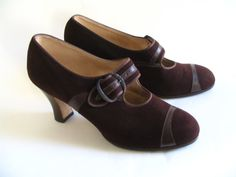 Lovely little 30s shoes