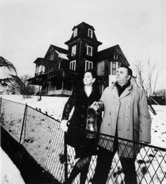 Ed & Lorraine Warren were world renowned paranormal investigators. Some of their famous cases include the Amityville Horror, the Perron family's farm house haunting (The Conjuring), and the Annabelle doll. They founded the Occult Museum in Monroe, USA with their collection of haunted objects that they compiled over the years.