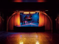 What: Remember the eerie nightclub in Mulholland Drive? It's here: David Lynch has opened a private club 23 feet down a black staircase beneath the Paris pavement.  The look: Lynch designed everything within the labyrinthine gold-vaulted cellars—the low seats in the art library, the cut-up chaise longues, the long black sinks, the gorgeous cinema with double seats and little lamps, and a Twin Peaks–ish forest of bare tree trunks.  Who goes: Beautiful people and a cool overflow from the ...