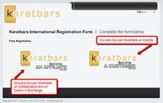 registrazione karatbars