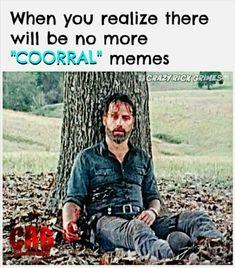 This is my very last coral meme