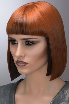 Hair: Ross Charles for L'Oreal Colour Trophy - Grand Finalist