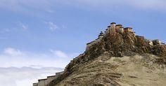 Gyantse Dzong (fortress) - Tibet
