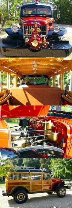 How Cool - 1949 Dodge Power Wagon