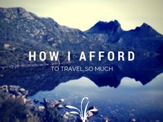 The Misguided Millennial: How I afford to Travel travel Money Online Places To Travel, Places To See, Travel Destinations, Budget Travel, Travel Tips, Travel Hacks, Travel Fund, Travel Money, Car Travel