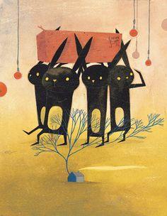 CLASSIC STORY INDIGO |Eunsil Chun illustration COPYRIGHT©BY CHUN EUNSIL ALL RIGHTS RESERVED